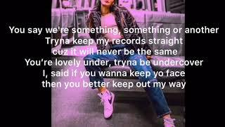 Audrey Mika ~ Y U Gotta B Like That Lyrics