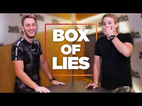 House hodně překvapil! - BOX OF LIES