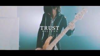SALIVAN1stminialbum『TRUST』spot