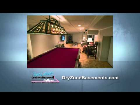 Melting snow can spell disaster for your basement, causing leaks to appear on your basement walls and floors. Dry Zone Basement Systems provides effective and permanent patented solutions to keep your basement dry during snow melt, heavy rains, and everything in between. Our waterproofing solutions are backed by a Transferable Lifetime Warranty!