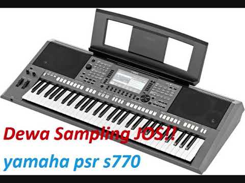 DANGDUT CINTA SAMPAI DISINI MANUAL PSR S770 Mp3