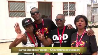 eTV and the Santa Shoebox Project 2015