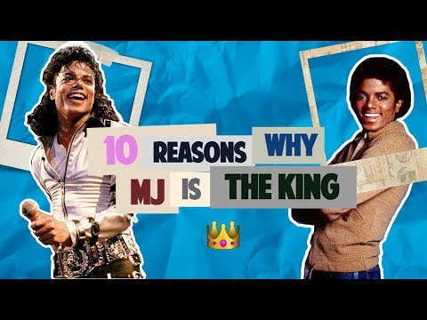 Top 10 Best Michael Jackson (The King Of Pop) Songs