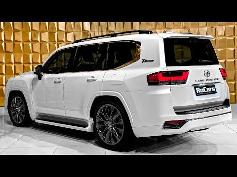 2022 Toyota Land Cruiser 300 70th Anniversary - Sound, Interior and Exterior