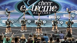 Cheer Extreme Salem Legacy Showcase 2016 Sm Sr Restricted 5