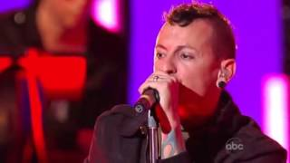 Dead By Sunrise live 21 10 2009 Jimmy Kimmel Live   01 crawl back in 02 let down cut