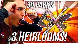 THREE HEIRLOOMS IN 39 PACKS!