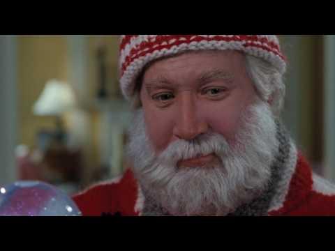 Santa Clause Recut as a Horror / Thriller