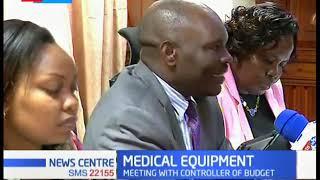 Senate Adhoc committee meets over leasing of Medical Equipment
