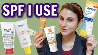 Sunscreen I use and have used up| Dr Dray