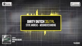 Steve Andreas   Misunderstanding | Dirty Dutch Digital 006