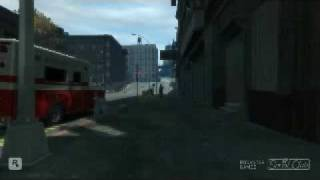 preview picture of video 'gta iv   THE DOOR a very funny horror video'