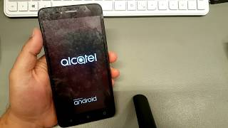 How to hard reset Alcatel 8050d. Unlock pin, pattern, password lock.