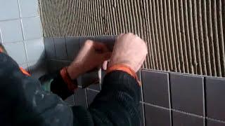 Как кладут плитку в швеции  www.brigada1.lv-PEAB