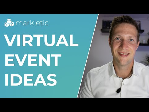 10 Virtual Event Ideas for Better Lead Generation and Audience Engagement!