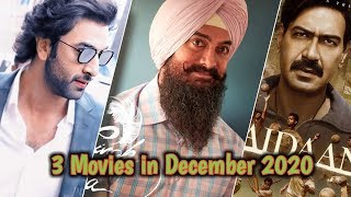 03 Bollywood Movies in December 2020 | New Bollywood Movies in December 2020 | Latest Movies