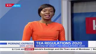 Kenya Tea Regulation and Transparency Outlook