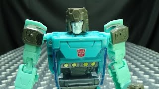 Titans Return Deluxe SERGEANT KUP: EmGo's Transformers Reviews N' Stuff