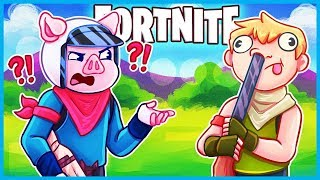 I TRIED RANDOM DUOS FOR THE FIRST TIME...this is what happened... (Fortnite Funny Moments)