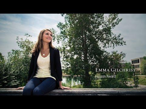Emma Gilchrist - Horizon Award