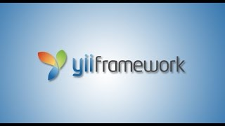 Installing and Developing new project in yii framework