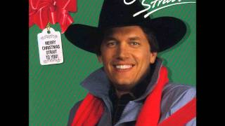 George Strait - Away In A Manger