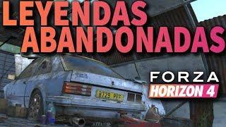 Encuentro Dos Coches Abandonados! | Forza Horizon 4