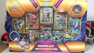 Hoopa  - (Pokémon) - Opening A Hoopa EX Legendary Collection Box!!