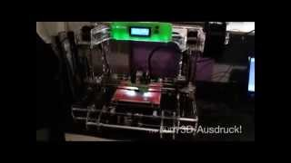 preview picture of video 'MINTprint-3D-Drucker'