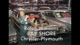 Ralph Williams Bayshore Chrysler-Plymouth 1968