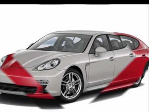 Porsche Panamera exteriors, interiors
