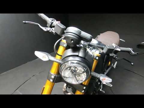 2021 Ducati Scrambler 1100 Sport PRO in De Pere, Wisconsin - Video 2