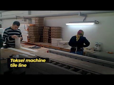 Toksel boy ebatlama makinesi adalya mermer