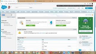 Live Salesforce Training: Day-06: Permission Set and Sales Cloud  Read description for more