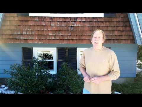 Rochester homeowner talks about his new windows.
