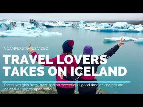 Travel lovers takes on Iceland - CamperStories