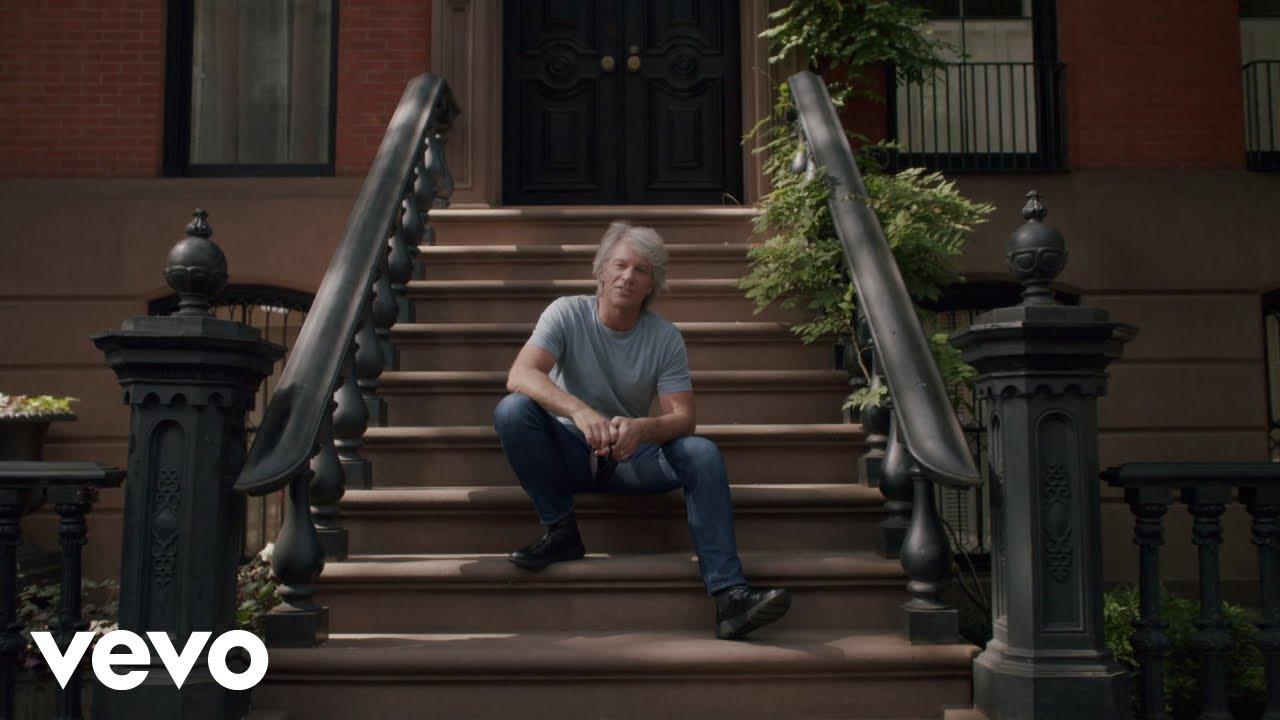"""Bon Jovi estrena el videoclip de """"Do What You Can"""" inspirado en la pandemia"""