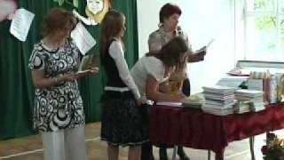Koniec roku szkolnego 2008/2009