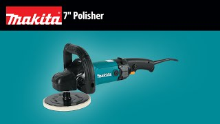 "MAKITA 7"" Polisher - Thumbnail"