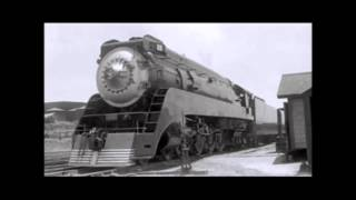 US Steam Locomotives With MSTS, Minecraft, Trainz And Real Whistles.