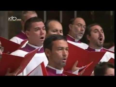 Messe à l'intention des cardinaux et évêques décédés au cours de l'année