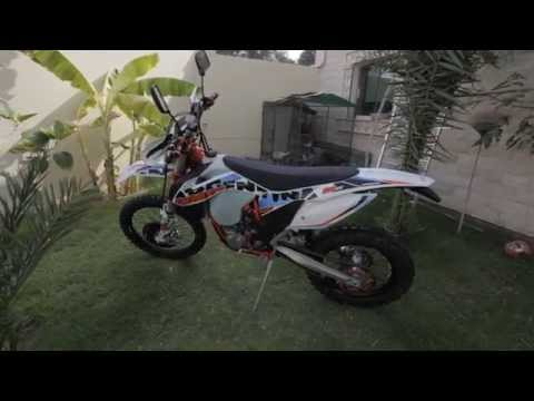 2015 KTM 500 EXC 6 Days sneak preview