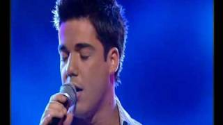 Anthony Callea Bridge Over Troubled Water