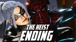 Spider Man THE HEIST DLC ENDING Gameplay Walkthrough Part 4