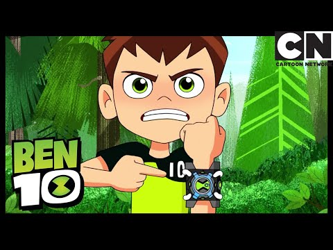 Ben 10 | Kevin Has Another Omnitrix and Duplicates of Ben's Aliens | Cartoon Network