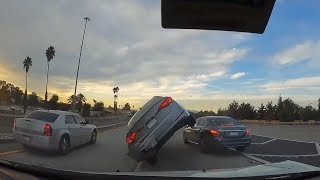 Car Crash Dashcam Compilation 2019 Russia // USA // Europe
