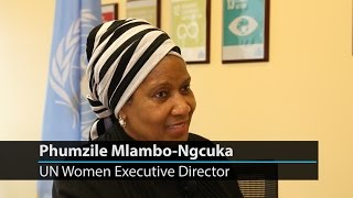 Head of UN Women calls for making