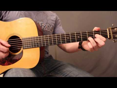 Guitar Chords Up the Neck: G, C, Em, D |Ep. 10| GuitarWOD