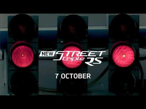 Vídeos de 'Triumph Street Triple RS 2020: ¡Primer vídeo teaser!'