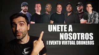 I Congreso Virtual Drones